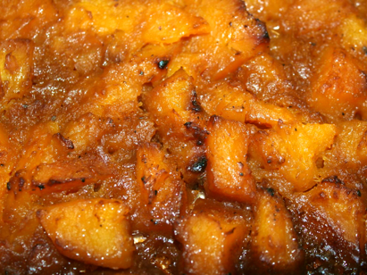 Caramelized Butternut Squash recipe, Caramelized Butternut Squash