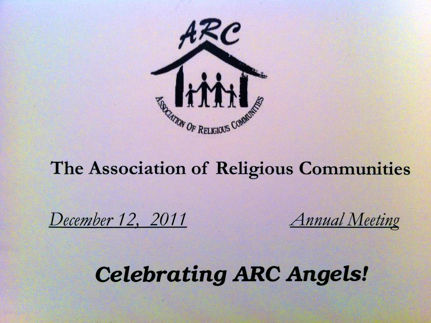 Association of Religious Communities