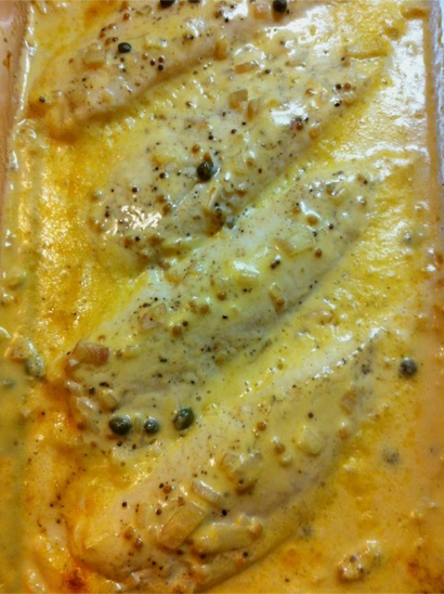 roasted tilapia, oven roasted tilapia