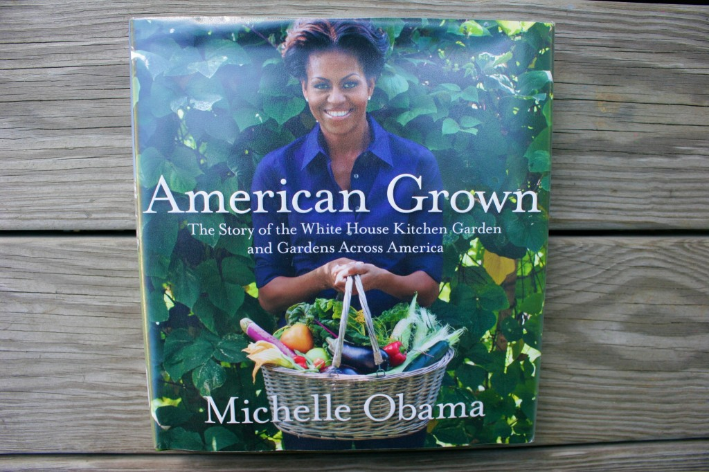 Book Review American Grown Polly Castor