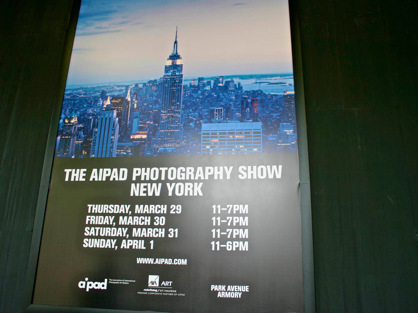 new york photographers, aipad