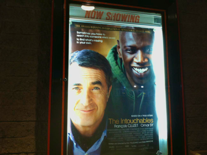 Intouchables movie review