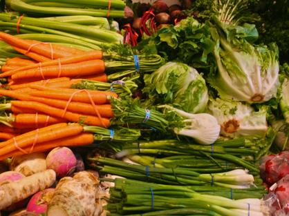 buy local organic