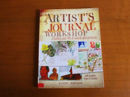 Artist Journal Workshop