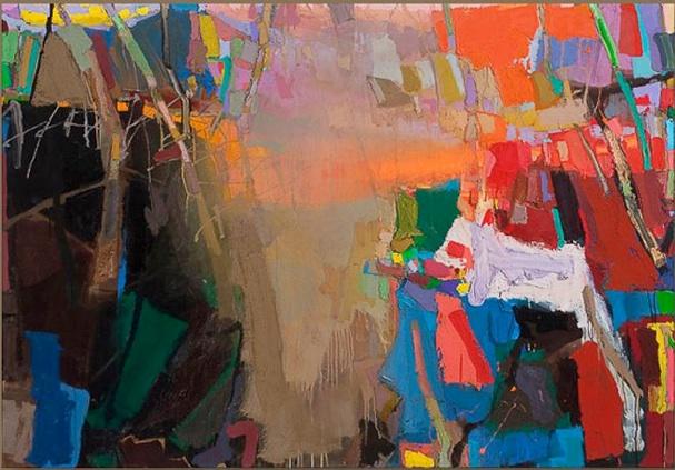 Featured Artist Brian Rutenberg Polly Castor