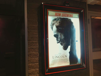 Lincoln the movie review