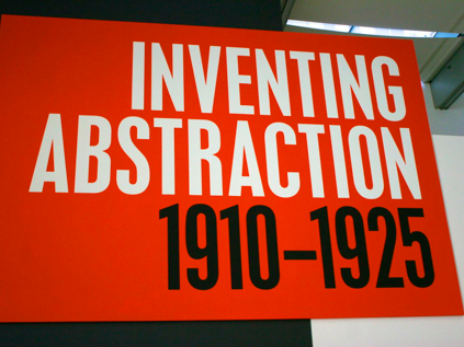 Inventing Abstraction, Inventing Abstraction MOMA
