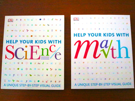 help your kids with math, help your kids with science