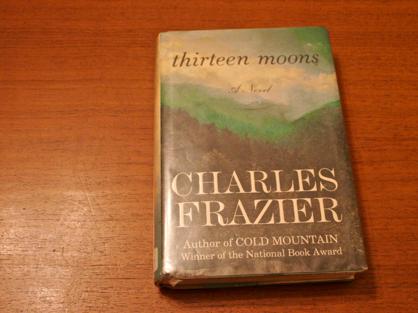 Thirteen Moons book