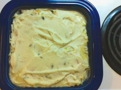Seafood Pie, Celeriac Mash
