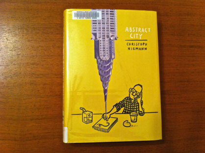 abstract city, abstract city book