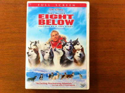 eight below the movie, eight below movie review