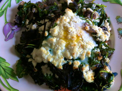 Power Greens recipes
