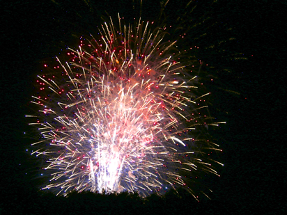 photos of fireworks
