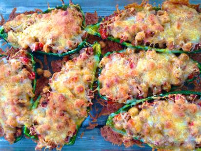 recipe for poblano peppers, stuffed poblano pepper recipe