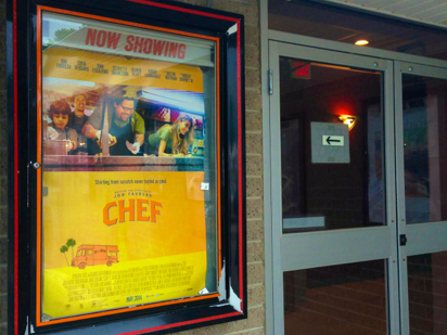 Movie Reviews Chef