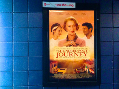 review the Hundred Foot Journey
