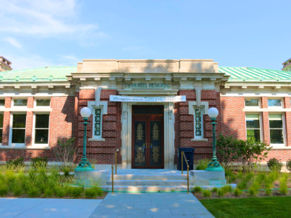 Ridgefield CT library