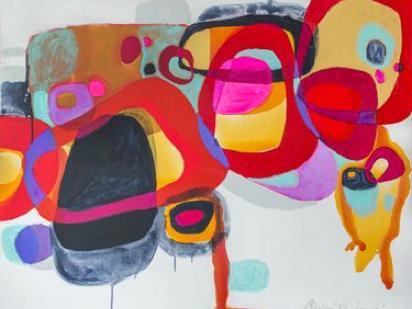 Claire Desjardins artist