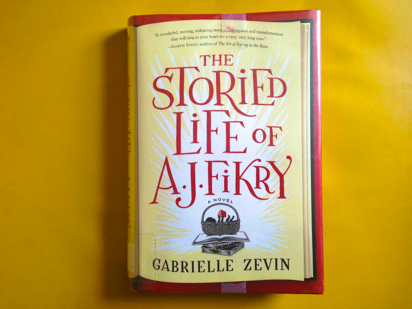 Storied Life of A.J. Fiery Review
