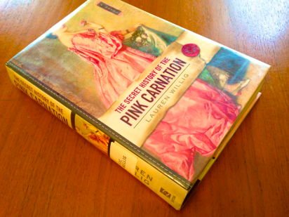 The Secret History of the Pink Carnation review