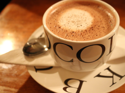 Burdock's Hot Chocolate