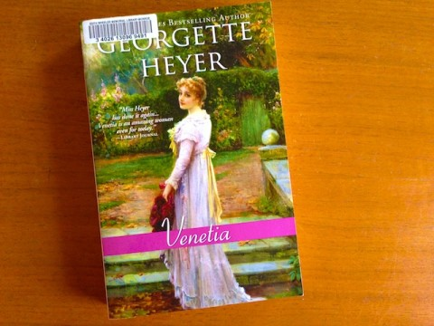Venetia by Georgette Heyer, Book Review of Venetia