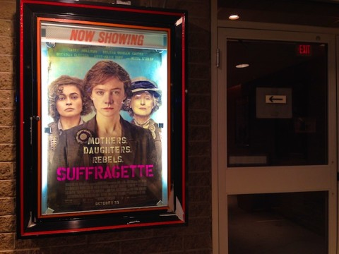 Movie Review: Sufferagette
