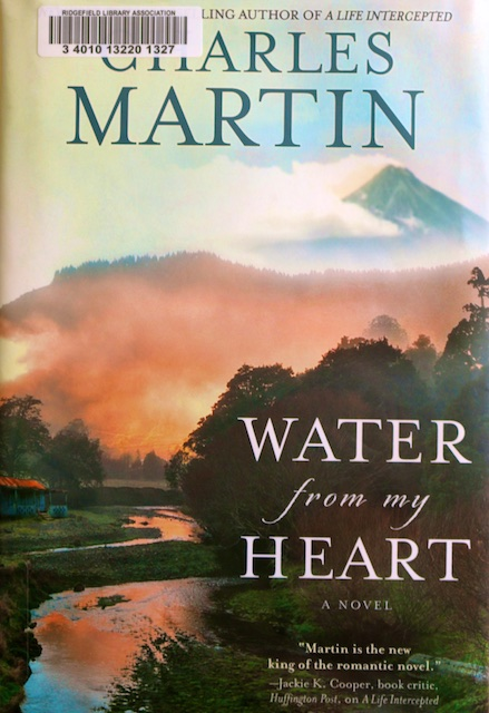Book review Water from my heart
