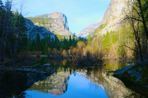 Photos of Mirror Lake Yosemite