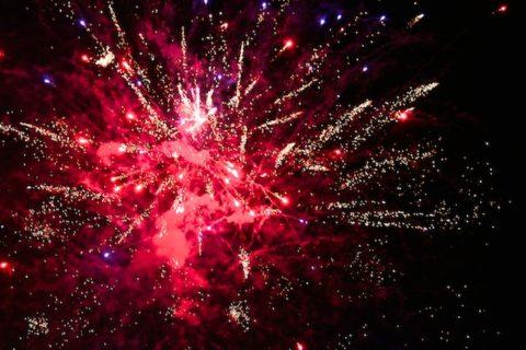 Swarthmore fireworks
