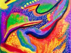 Color Studies in My Artist Journal