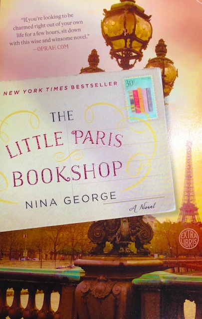 Book Review Little paris bookshop