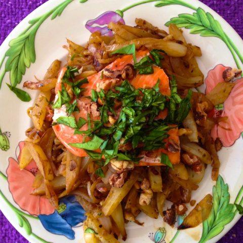 Fennel side dish recipe
