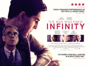 Movie Review: The Man Who Knew Infinity