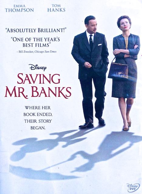 Movie Review: Saving Mr. Banks