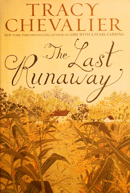 Book Review the Last Runaway