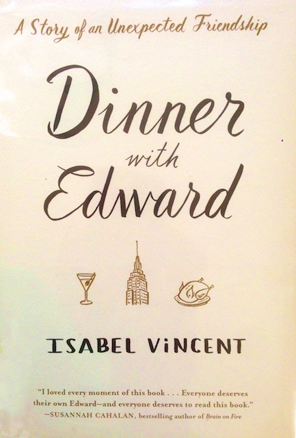 Book Review Dinner with Edward