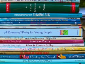 Best Poetry Books for Children and Young Adults