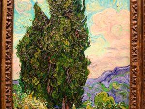 Visiting Van Gogh Up Close