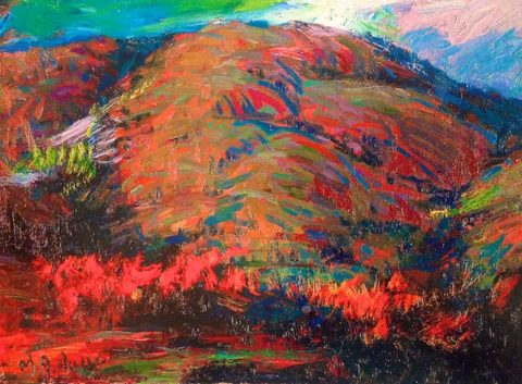 featured artist Marie Hull