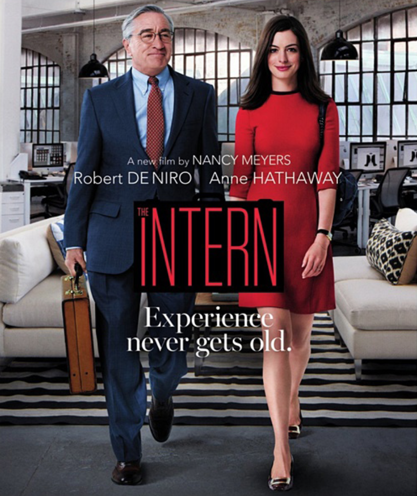 Movie Review the Intern