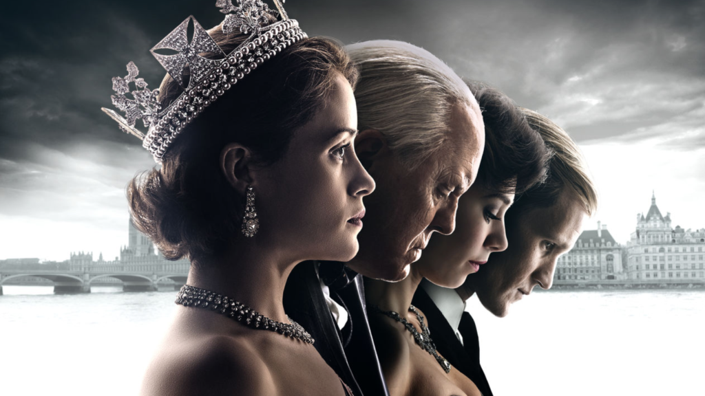 review The Crown TV series