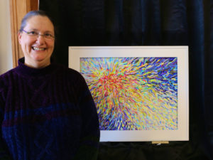 I Got an Award in this Connecticut Pastel Society Show