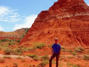 Palo Duro Canyon Hike Photos