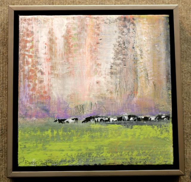 Spring Grazing (acrylic) Brooke Robinson