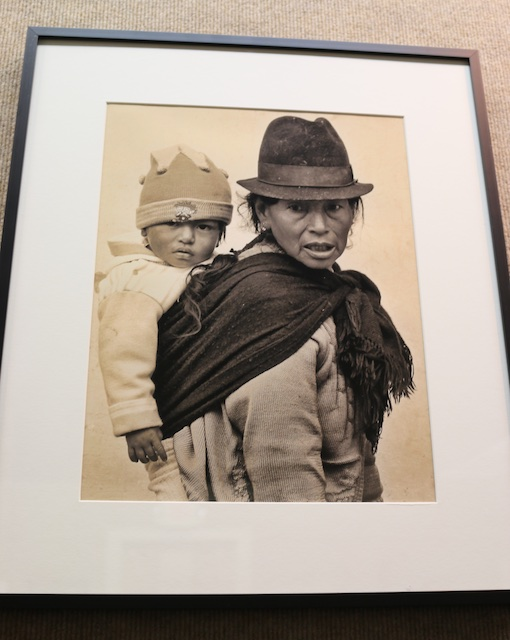 Equador Mother and Child (photography) Howard Margules