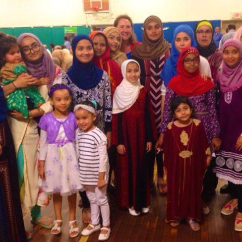 Sharing Ramadan