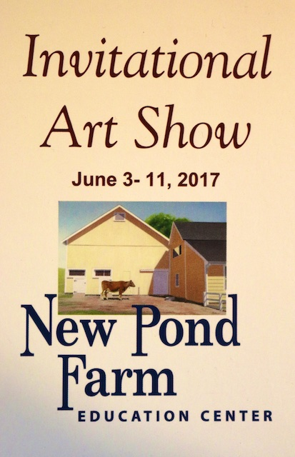 New Pond Farm Invitational Art Show