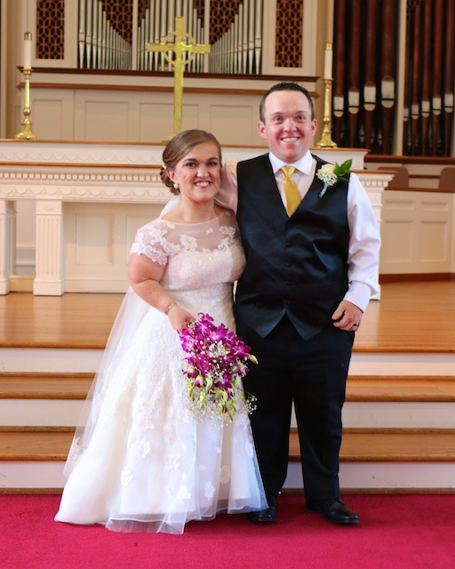 Our Niece's Wedding in Chapel Hill | Polly Castor | 512 x 640 jpeg 114kB